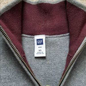 MENS Gap half zip sweater